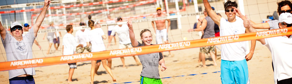 South Bay Volleyball Beach Volleyball Classes