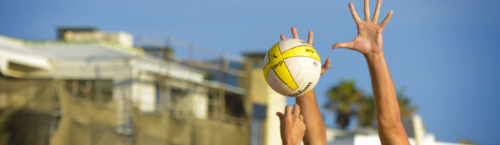 South Bay Volleyball Jump Training Program